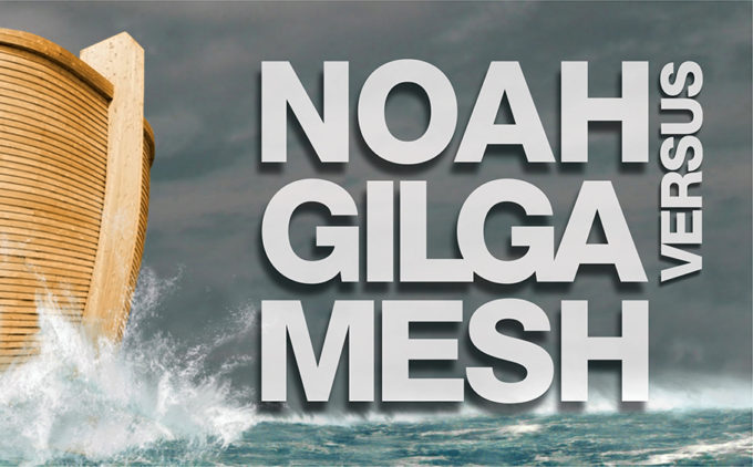 """gilgamesh an epic open to different """"the epic of gilgamesh"""" was written on many different stone tablets, which   available upon time of writing at the chalmer davee library."""